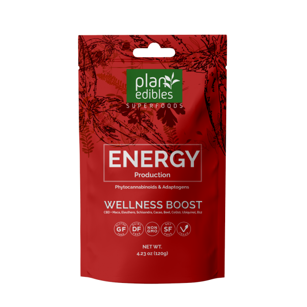 ENERGY​ WELLNESS POWDER