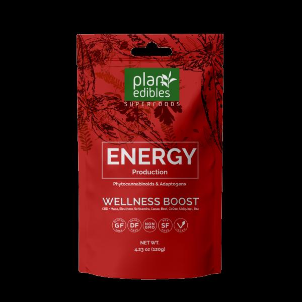 ENERGY WELLNESS POWDER