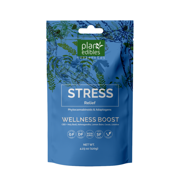 STRESS ​ WELLNESS POWDER