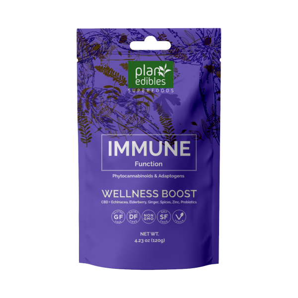 IMMUNE ​ WELLNESS POWDER