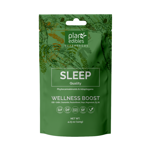 SLEEP​ WELLNESS POWDER