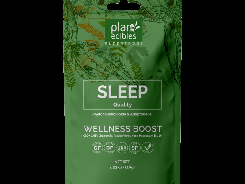 SLEEP WELLNESS POWDER